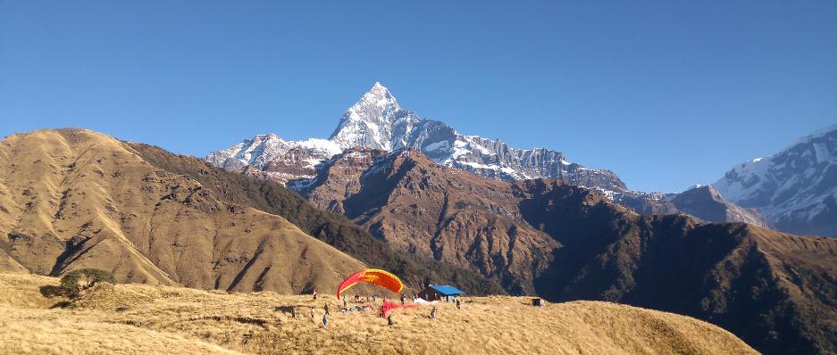 Reisen - Nepal - Ausschreibung