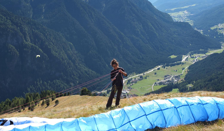 Reisen - Dolomiten - Karussell