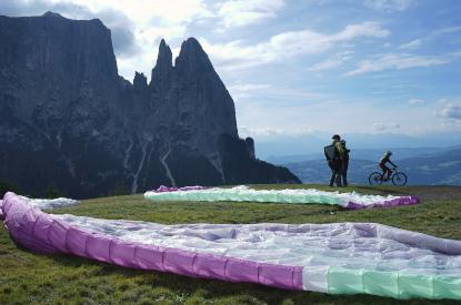 Reisen - Dolomiten - Titelbild